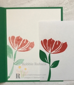 Don't you just love this idea using Stampin' Up punches, check it out!