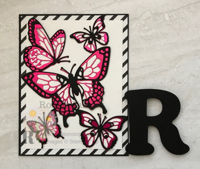 Check out this gorgeous Handmade Butterfly Greeting Card!
