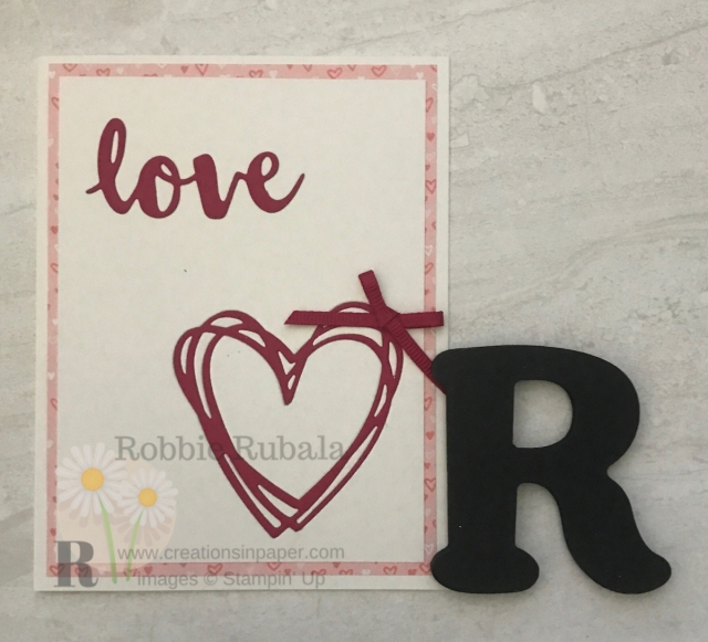 Find out how to make a Valentine card step by step by clicking through.