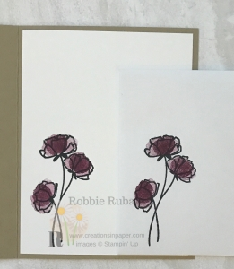 Look at this great way to use paper strips design for you card. So easy and quick. Pull out your paper and see what you can create with your strips.