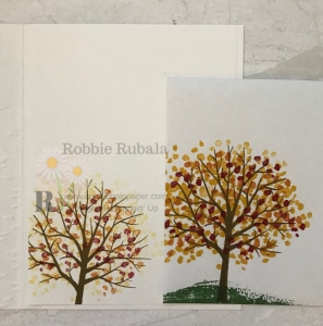 Using an embossing folder for a background adds just a bit of interest. Get more informaion about this creation by clicking through.