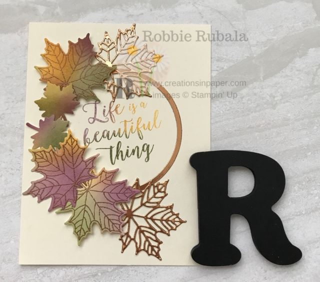 Do you like creating with the Ink Blending Technique? Find out how I created this gorgeous card on my blog.