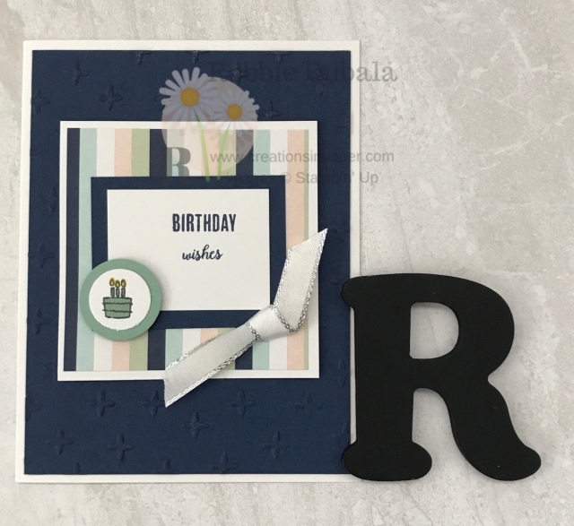 Here is a cute quick and easy Handmade Birthday Card Design. Get all the details by clicking through.