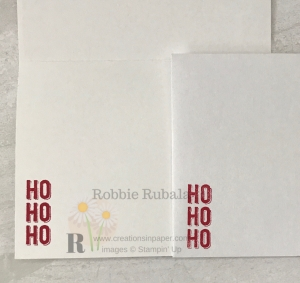 You have got to see how I used this stamp to make the cutest Christmas card. Click through to find out how.