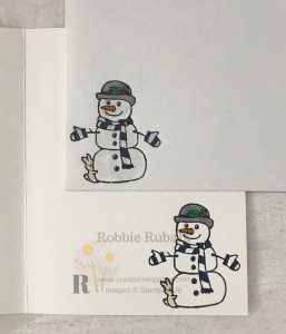 Isn't this snowman super cute? He makes a great Cute Snowman Handmade Card. Get all the information by clicking the picture.