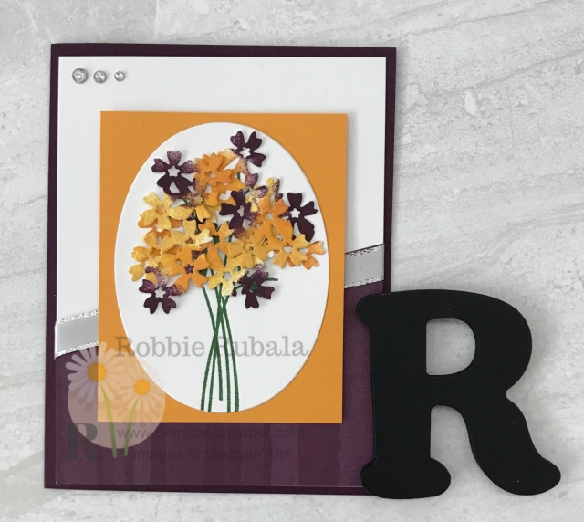 Have you ever sent a paper bouquet? Here is an idea for a Beautiful Bouquet Bunch Framelits creation. Learn all the details by clicking the photo.