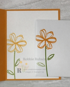 You have got to see how I used this flower on my Watercolored Sunshine Wishes creation. Click through!