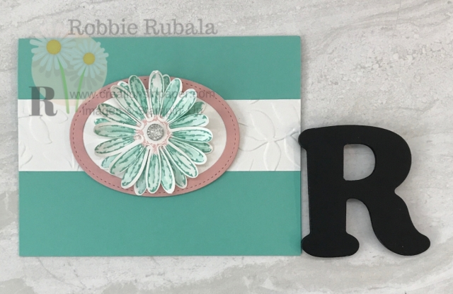 Are you looking for a great color combinaton? Check out the one I used for this Daisy Punch Makes a Great Card idea.