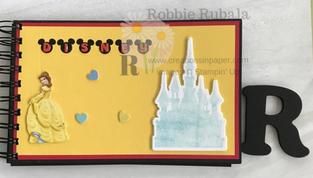 Check out my Disney Autograph Albums I made for out trip to Disney World. Click the photo for more pictures.