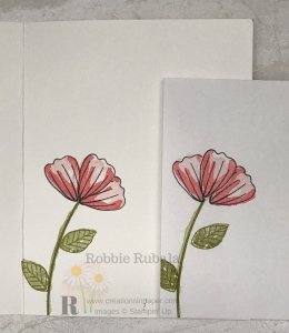 Isn't this simple flower so cute? Find out how I used it to create my Stamped Punched Flower Card by clicking through.
