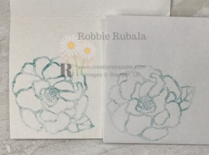 This image is perfect for the White Wash Technique for Handmade Cards. Click through to see the video.