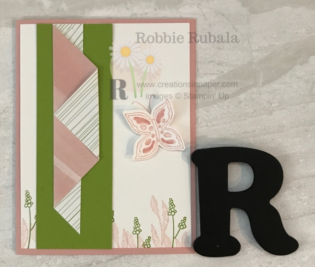 Here is the last One Sheet Wonder Design Idea. Don't you love that fold? Find all the details by clicking the photo.