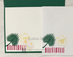 These images are fun. You should see how I used them for my Quick and Easy Handmade Tropical Chic card.