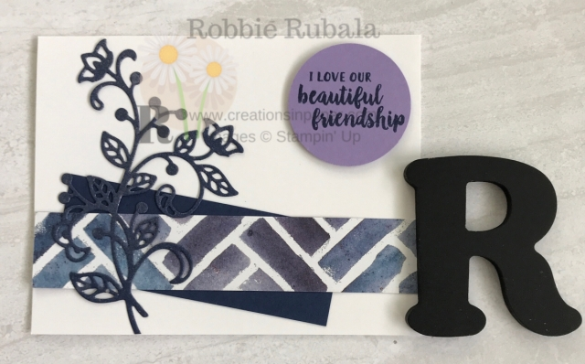 Don't miss how I created this Simple Beautiful Friendship creation. Click through for all the details.