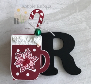 A cute treat holder using the Cup of Christmas bundle.