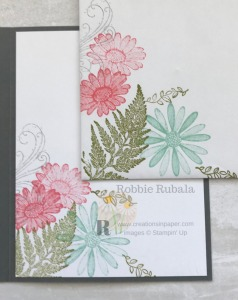 Check out how I used these images for an All Occasion card. This is The Last One Sheet Wonder Idea from my One Sheet Wonder panel I created.