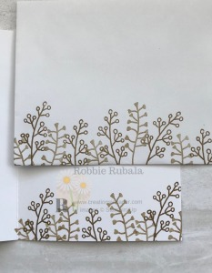 These images make a great masculine thank you card. Get the details for the One Color Wonder in Soft Suede.