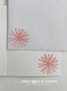 This image gives a hint for what you could find on the front. Check out A Fun Card Front Idea to see how a daisy was used.