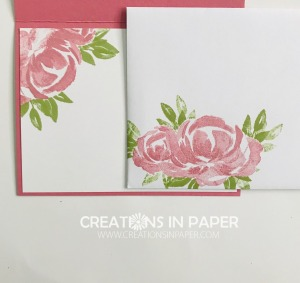 These gorgeous flowers make the prettiest Embossed Beautiful Friendship with Blended Background card. Check out the video to see how you can make your own version.