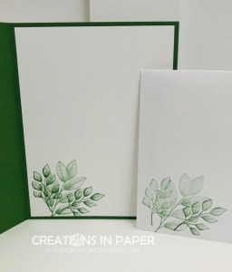 You have got to see how I used these images for my Paper Strips for a Card Accent creation. Click the photo.