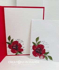 You have got to see how I used this image and some others to create a pretty flower cluster card. Don't miss seeing the Stampin' Up All Things Fabulous idea.