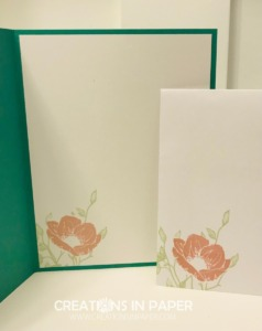 This cute flower is perfect for a focal image on your card. See how it was used for the Ornate Layers Die Idea.