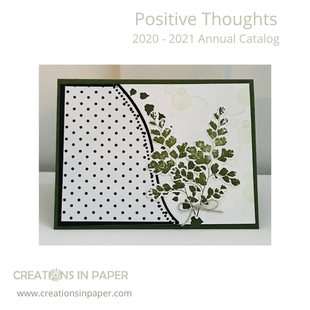 Want a fun idea for Using Patterned Paper in Card Making? Pair it with some edge dies like this idea for a fun and unique card front. See how I did it by clicking the photo.