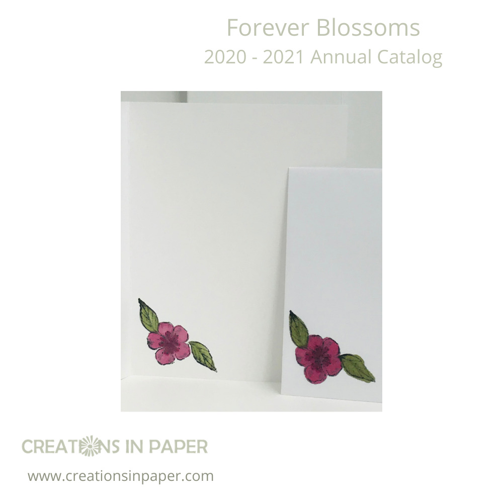 This adorable blossom is part of a perfect stamp set to create with. Don't miss the video for the Quick and Easy Coloring with Alcohol Markers creation.